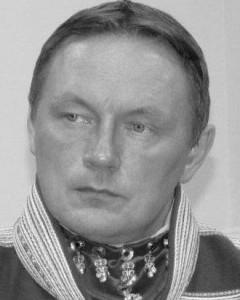 Hans Ole Eira sorthvitt