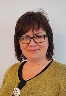 Leder i Buolmat Johtti Samiid Searvi Mariann W. Magga
