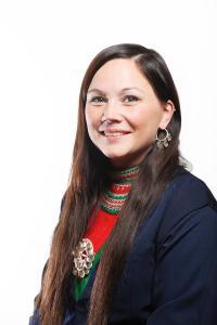 NRL-leder Ellinor Marita Jåma I